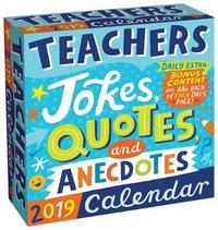Teachers 2019 Day-to-Day Calendar by Andrews McMeel Publishing
