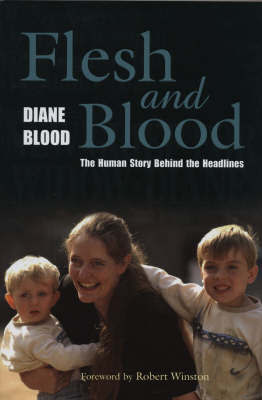Flesh and Blood by Diane Blood image