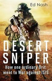 Desert Sniper by Ed Nash