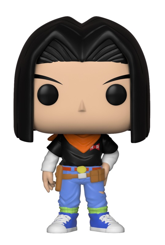 Dragon Ball Z – Android 17 Pop! Vinyl Figure
