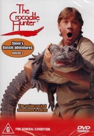 Crocodile Hunter - Vol 3 on DVD image