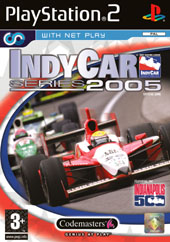 IndyCar Series 2005 for PlayStation 2