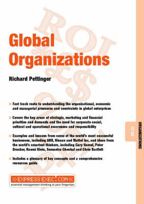 Global Organizations by Richard Pettinger
