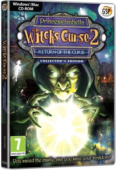 Witch's Curse 2: Return Of The Curse for PC