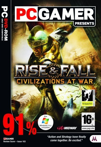Rise and Fall: Civilizations at War for PC Games