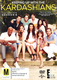 Keeping Up with the Kardashians - Season 8 on DVD