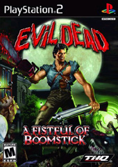 Evil Dead: A Fistful Of Boomstick for PlayStation 2