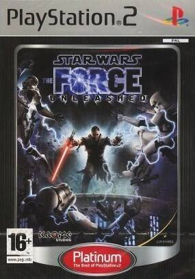 Star Wars: The Force Unleashed (Platinum) for PS2
