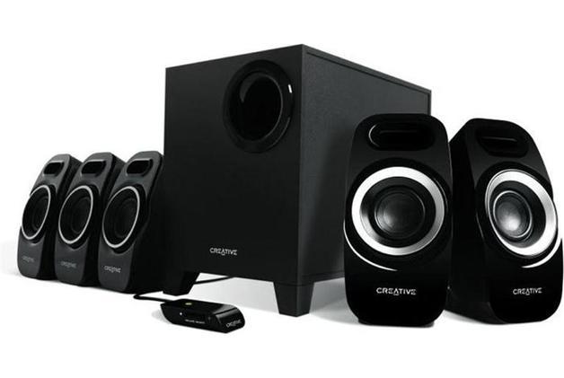 Creative Inspire T6300 5.1 Speaker System