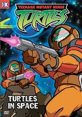 Teenage Mutant Ninja Turtles - Season 2 Vol. 09 - Turtles In Space on DVD
