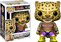 Tekken - King (Caped) Pop! Vinyl Figure