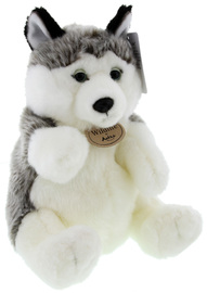 Antics: Husky Puppet Plush