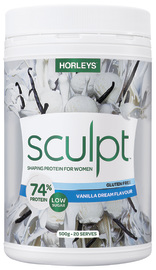 Horleys Sculpt - Vanilla Dream (500g)