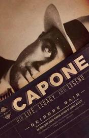 Al Capone by Deirdre Bair image