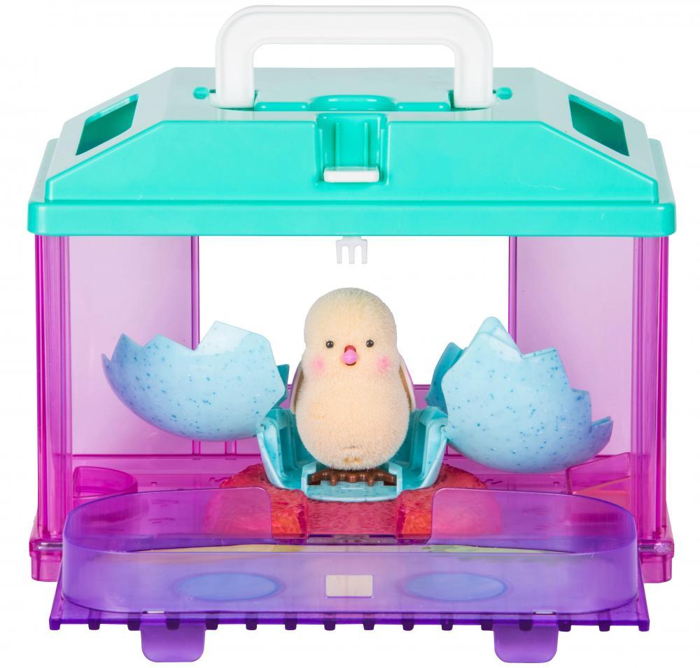 Little Live Pets: Baby Chick House - Pink image