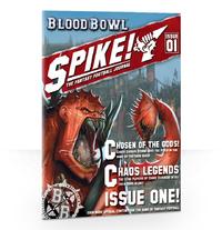 Spike! Journal: Chaos Chosen