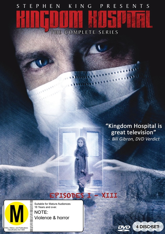 Stephen King's Kingdom Hospital on DVD
