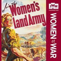 Imperial War Museum - Women at War Wall Calendar 2020 (Wall Calendar)