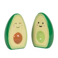 Sass & Belle: Happy Avocado Salt & Pepper Set