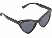 Killstar: Bat an Eye Sunglasses [Glitter]
