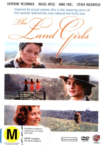 The Land Girls on DVD image