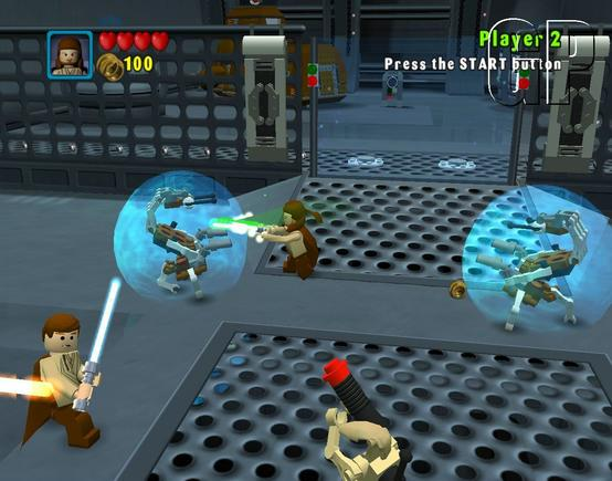 LEGO Star Wars for Xbox image