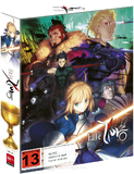 Fate/Zero - Collection 01 with Limited Collector's Box on Blu-ray