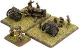 Flames of War Great War: OQF 18 pdr Guns