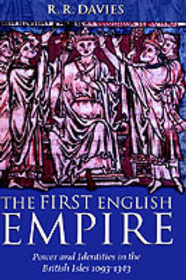 The First English Empire by R.R. Davies image