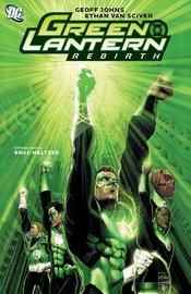 Rebirth (Green Lantern) by Geoff Johns