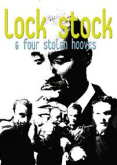 Lock, Stock And Four Stolen Hooves on DVD