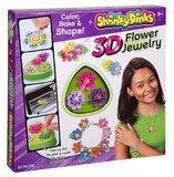 Alex: Shrinky Dinks - 3D Flower Jewellery