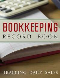 Bookkeeping Record Book by Speedy Publishing LLC