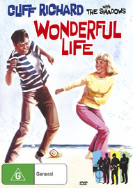 Cliff Richard: Wonderful Life on DVD