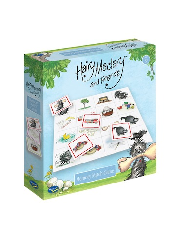 Hairy Maclary - Memory Game