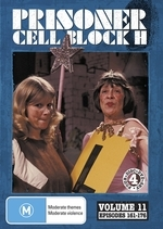 Prisoner - Cell Block H: Vol. 11 - Episodes 161-176 (4 Disc Set) on DVD