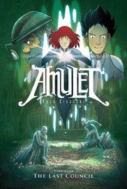 Amulet: The Last Council by Kazu Kibuishi