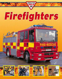 Fire-fighters by Clare Oliver image