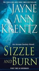 Sizzle and Burn (Arcane Society Series #3) by Jayne Ann Krentz