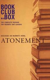 """Bookclub-in-a-Box"" Discusses the Novel ""Atonement"" by Ian McEwan image"