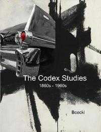The Codex Studies by Leopold Boeckl image