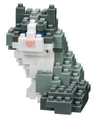 nanoblock: Critter Series - Ragdoll Cat