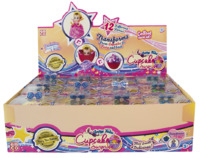 Cupcake Surprise: Fairytales - Scented Doll (Blind Box) image