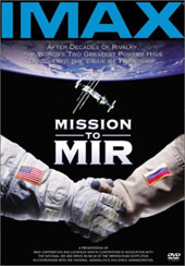 Imax: Mission To Mir on DVD