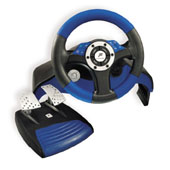 Speedster 3 Steering Wheel for PS2
