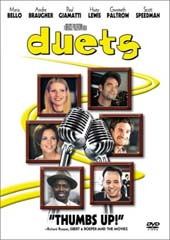 Duets on DVD