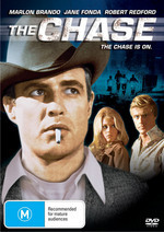 The Chase on DVD