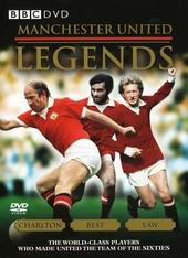 Manchester United - Legends on DVD