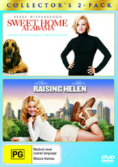 Raising Helen / Sweet Home Alabama - Double Pack (2 Disc Set) on DVD