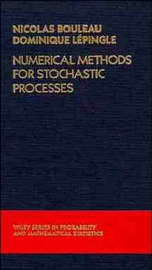 Numerical Methods for Stochastic Processes by Nicolas Bouleau